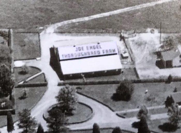 Engel Park barn