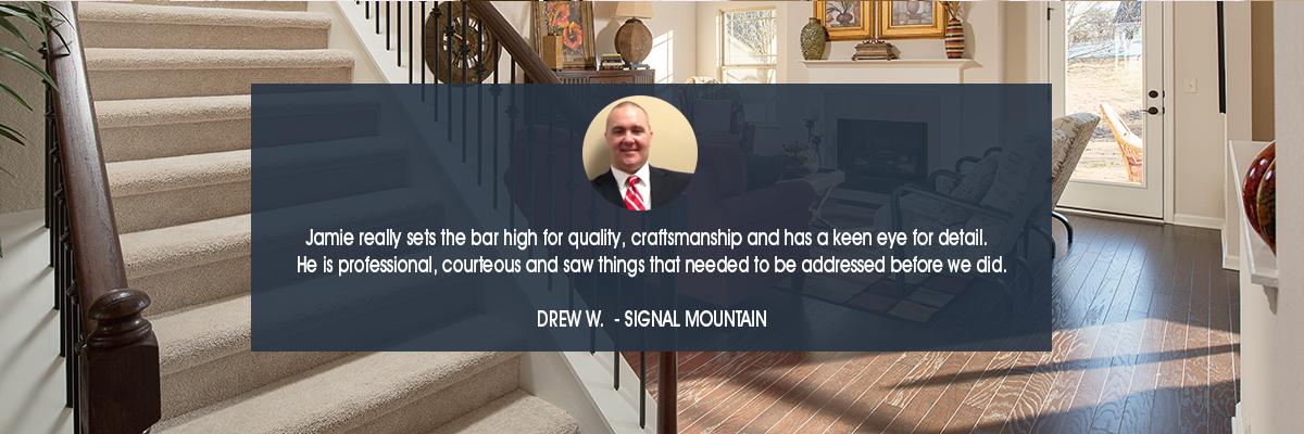 signal mountain homeowner testimonial